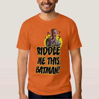 Riddle Me This Batman Tees