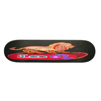Ride on to Glory:  BirthStar LEO Skate Deck