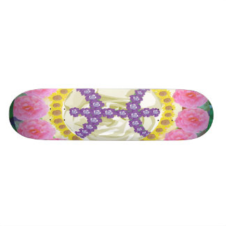 Ride on to Glory:  BirthStar Pisces Skateboard