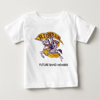 RIORDAN, FUTURE BAND MEMBER T-SHIRT