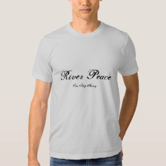 River Peace Tee Shirt