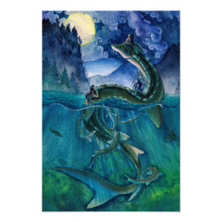 River Serpent Photo