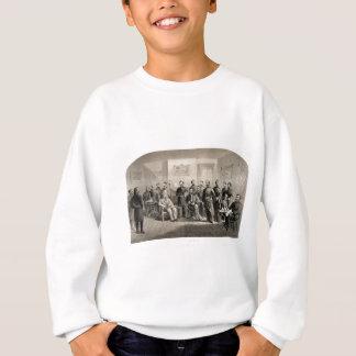 Robert E. Lee Surrenders to Ulysses S. Grant Tshirts