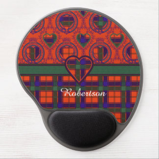 Robertson clan Plaid Scottish tartan Gel Mouse Pad