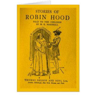 Robin Hood As Told Greeting Card
