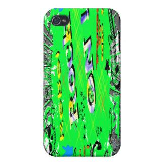 Rock n' Roll Rebel  iPhone 4 Case