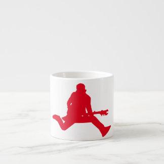 Rock Star Red Espresso Mug