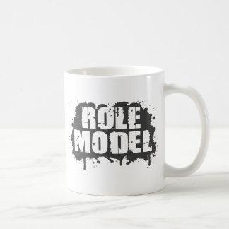Role Model Basic White Mug