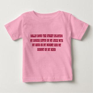 Rollin down the street creeper. tshirt