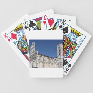 Roman Catholic basilica church Deck Of Cards
