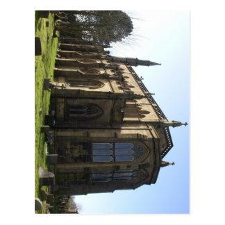 Roman Catholic Church in England Postcard
