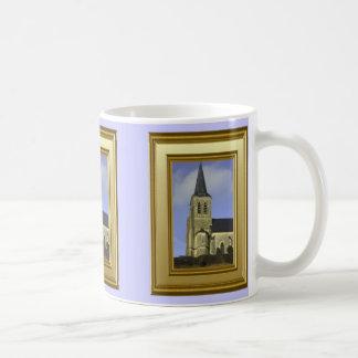 Roman Catholic Church, Northern France Basic White Mug