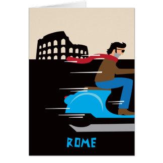 Rome Greeting Card