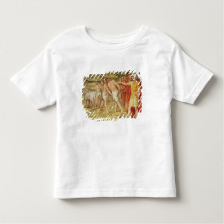 Romulus marking the limits of Rome Tshirt