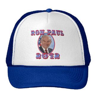 Ron Paul 2012 for President USA Cap