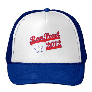 Ron Paul 2012 Tshirts, Campaign Gear Cap