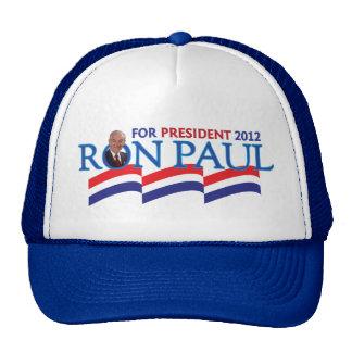 Ron Paul for President 2012 Cap