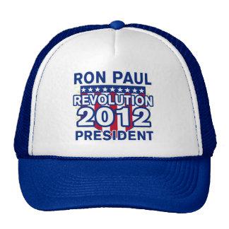 Ron Paul for President 2012 Tshirts Cap