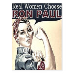 Ron Paul Postcard