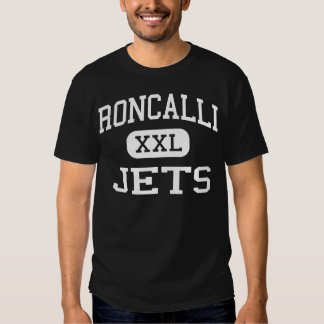Roncalli - Jets - High - Manitowoc Wisconsin T Shirts