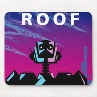 ROOF 2nd edition Cover mousepad