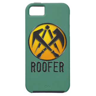 Roofers craftsmen symbol roof more tiler iPhone 5 covers