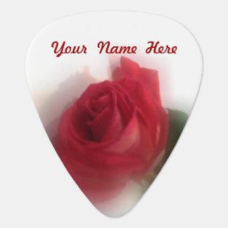 Rose Haze Personalized Plectrum