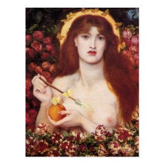 Rossetti Venus Verticordia CC0645 Postcard