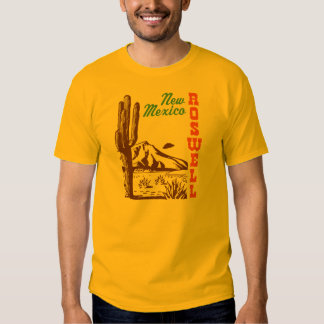 Roswell New Mexico Tee Shirt