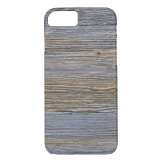 Rough wooden surface iPhone 7 case