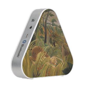 Rousseau's Tiger Bluetooth speaker
