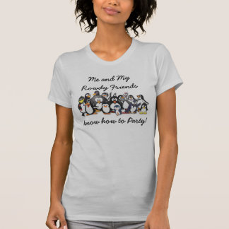 Rowdy Friends - Women's fashion T-shirt