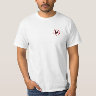 Royal HMV heart T-shirts