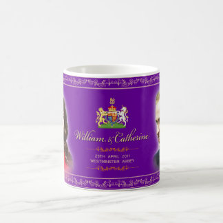 Royal Wedding - William & Kate Souvenir Mug