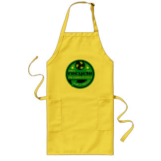 RRR The Equality State Long Apron