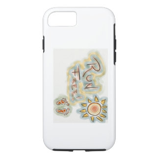 run free by brian iPhone 7 case