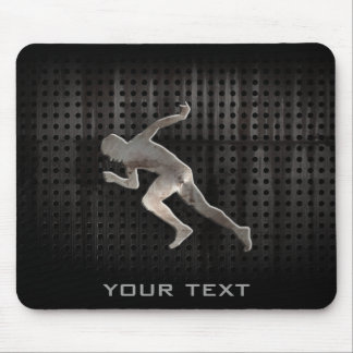 Running; Cool Mouse Pad