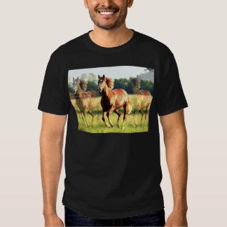 Running Horse T Shirts