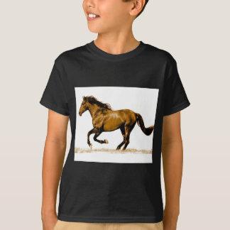 Running Horse Tee Shirts