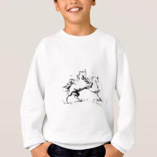Running Horses-S Tee Shirt