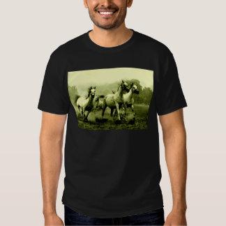 Running Horses T-shirts