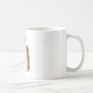 Running Late Basic White Mug