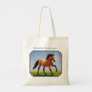 Running Wild Buckskin Horse