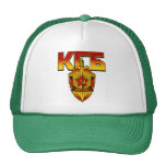Russian KGB Badge Soviet Era Cap