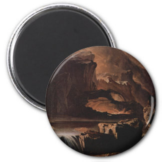 Sadak in Search of the Waters of Oblivion 6 Cm Round Magnet