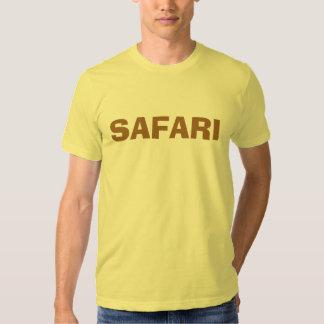 SAFARI TEE SHIRT