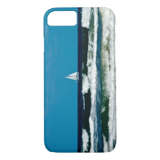 Sail Boat on the Ocean iPhone 7 Case