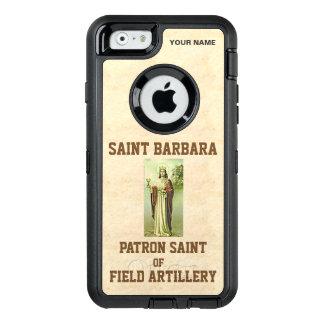 SAINT BARBARA (Patron Saint of Field Artillery) OtterBox iPhone 6/6s Case
