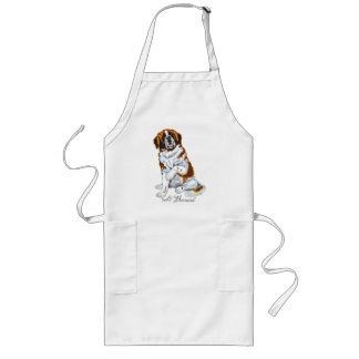 saint bernard long apron