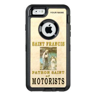 SAINT FRANCIS (Patron Saint of Motorists) OtterBox iPhone 6/6s Case